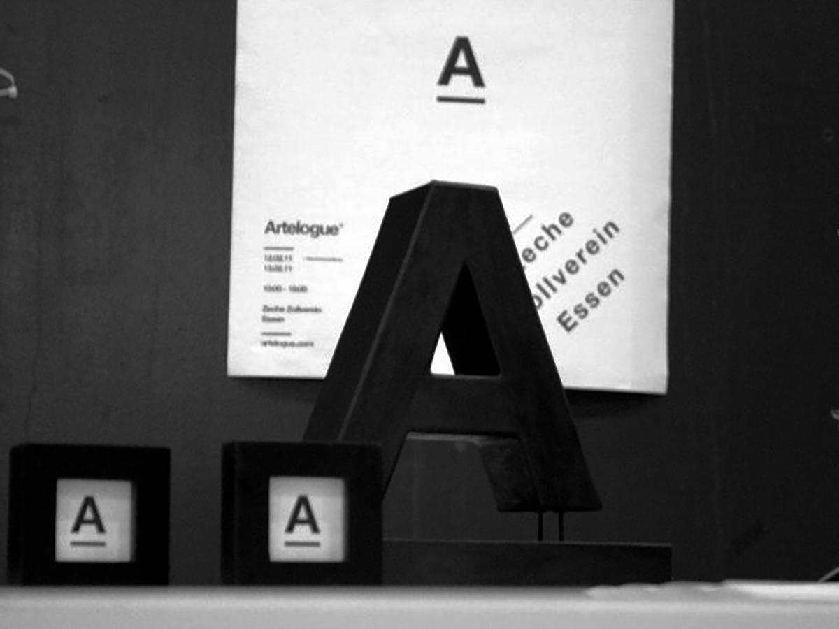 Artelogue